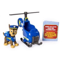 Paw Patrol  Ultimate Rescue Mini  Chase Mini Helicopter 20101478