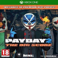 Payday 2 The Big Score - Xbox One