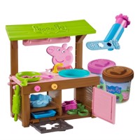 Peppa Pig - Mud Kitchen Dough Playset (905-7132)