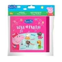 Peppa Pig Napkins 20Pcs