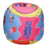 Peppa Pig Softball with Bell, 10 cm