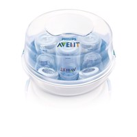 Philips Avent  Microwave steriliser 4 bottles 9051