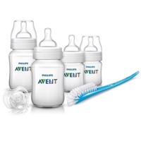Philips Avent  Newborn Starter Bottle Set  Classic SCD37101 9253