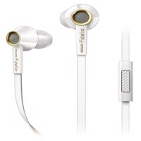 Philips Fidelio S2 High Fidelity In Ear Headset with mic White