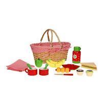 Picnic basket with Content