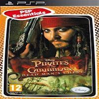 Pirates of the Caribbean Dead Mans Chest Essentials - PS Portable