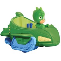 PJ Masks - Basic Vehicle Play Set - Gekko & Gekko-Mobile