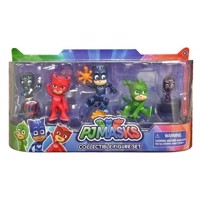 PJ Masks - Collectible Figure 5 pack
