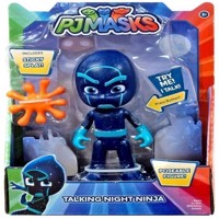 PJ Masks - Deluxe Figure w/sound - Talking Night Ninja
