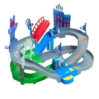 PJ Masks - Rev-N-Rumblers Track Playset