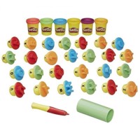 Play Doh - Letters and Languages