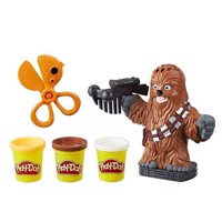 Play Doh - Star Wars - Hair Choppin' Chewbacca