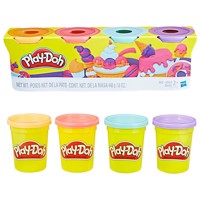 Play Doh colors jar sweet colors 4pcs