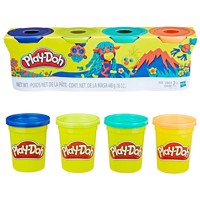 Play Doh color spots wild colors 4pcs