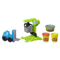 PlayDoh  Crane And Forklift (E5400EU4)