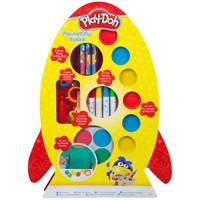 PlayDoh Creative Activity Set Rocket