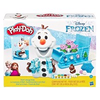 Playdoh frozen 2 olaf playset