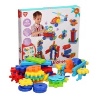 Playgo Construction set, 45dlg.