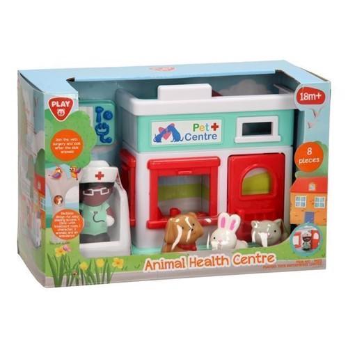 Playgo Play set Animal doctor