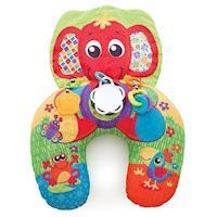 Playgro - Elephant Hugs Activity Pillow