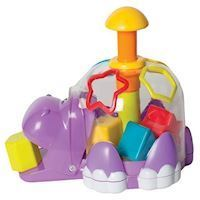 Playgro - Hippo Spinning Shape Sorter