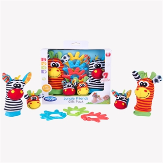 Playgro jungle friends giftpack