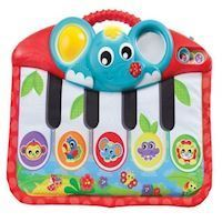 Playgro - Piano mat with light and music