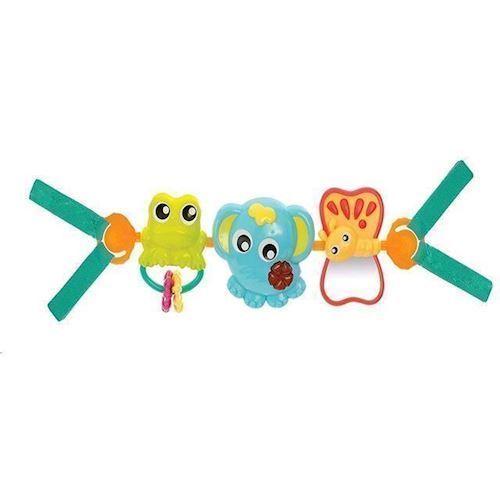 Playgro - Travel Trio Musical Pram Tie