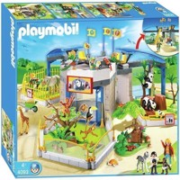 Playmobil - Baby-Animal Zoo (4093)