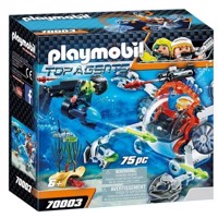 Playmobil 70003 Spy Team Manned Underwater robot