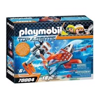 Playmobil 70004 Spy Team Underwaterjet