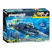 Playmobil 70005 Team SHARK Drill Submarine