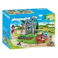 Playmobil 70010 Superset Family garden
