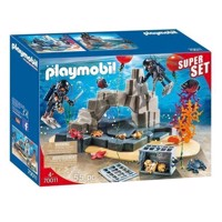 Playmobil 70011 Superset SIE Underwater mission