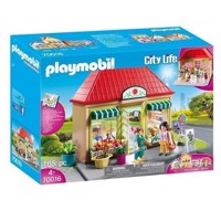 Playmobil 70016 My Flower shop
