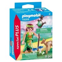 Playmobil 70059 Nymph and Deer Calf