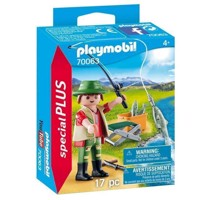 Playmobil 70063 Fisherman with fishing rod