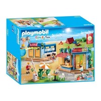 Playmobil 70087 Large camp site