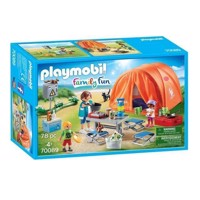 Playmobil 70089 Campers with Tent