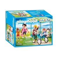 Playmobil 70093 Family bike