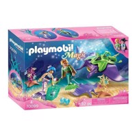 Playmobil 70099 Pearl fishermen with rays