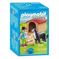 Playmobil 70136 Child with Dog