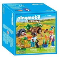 Playmobil 70137 Children with Small Animals