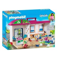 Playmobil 70146 Takeaway Veterinary Clinic