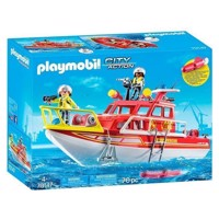 Playmobil 70147 Fire engine