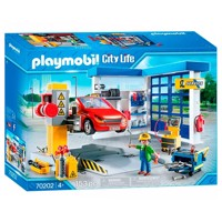 Playmobil 70202 car garage