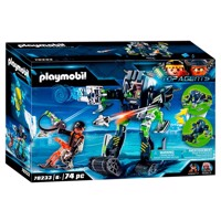 Playmobil 70233 arcticrebels snow robot