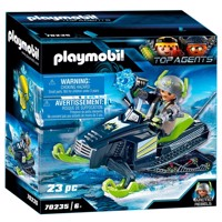 Playmobil 70235 arcticrebels snow mobile