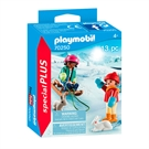 Playmobil 70250 Children with sled
