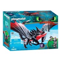 Playmobil Dragons 70039 Dead Calf and Grimmel